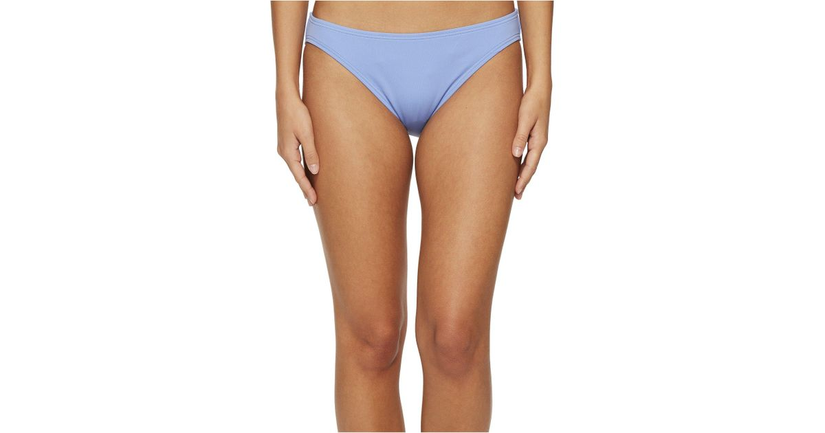 979a0151be Lyst - Vince Camuto Classic Solid Hipster Bikini Bottom Swimsuit - Save 48%