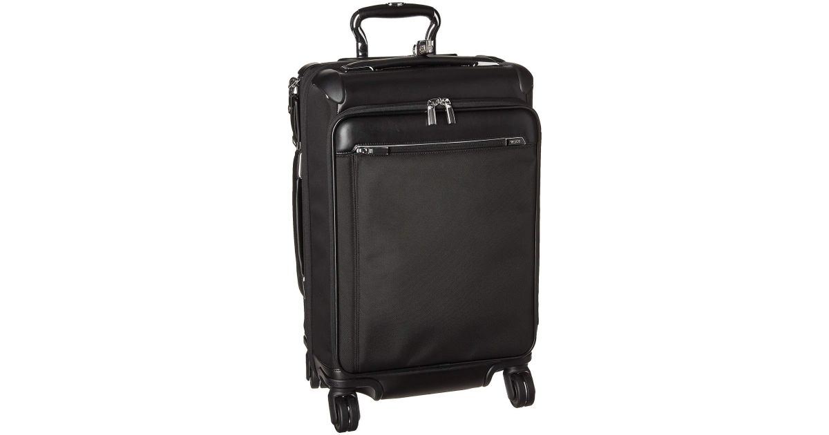 0cdc8c1353 Tumi Arrive Gatwick International Expandable Carry-on (black) Carry On  Luggage in Black for Men - Lyst