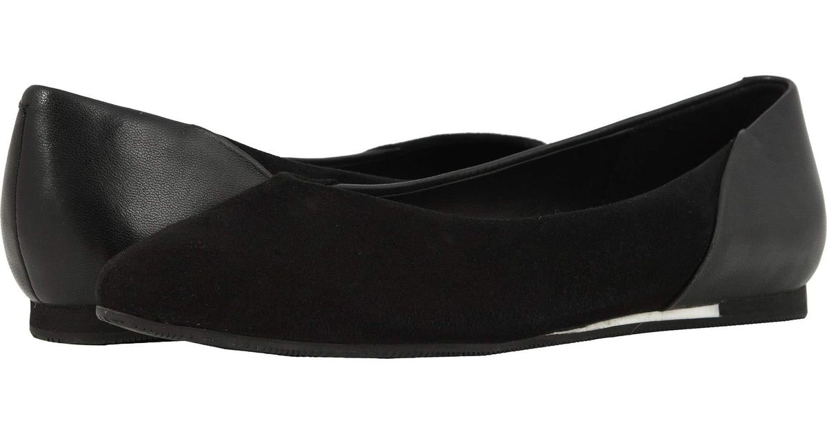 90d7940939e Lyst - Softwalk Sava X Lea (sand) Women s Flat Shoes in Black