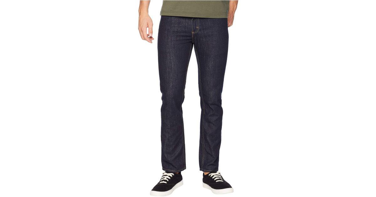 ad315b3b4aa86f Lyst - Vans V16 Slim Jeans In Indigo (indigo) Men s Jeans in Blue for Men