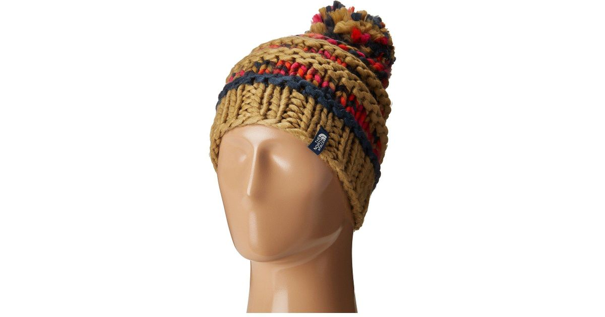 5df7fcadc068e The North Face Nanny Knit Beanie for Men - Lyst