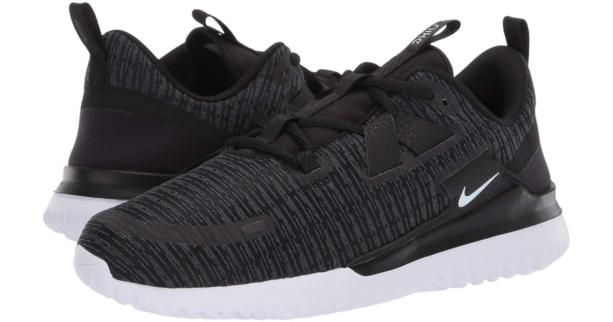 36798bf67ef Lyst - Nike Renew Arena (black white anthracite) Women s Running Shoes in  Black