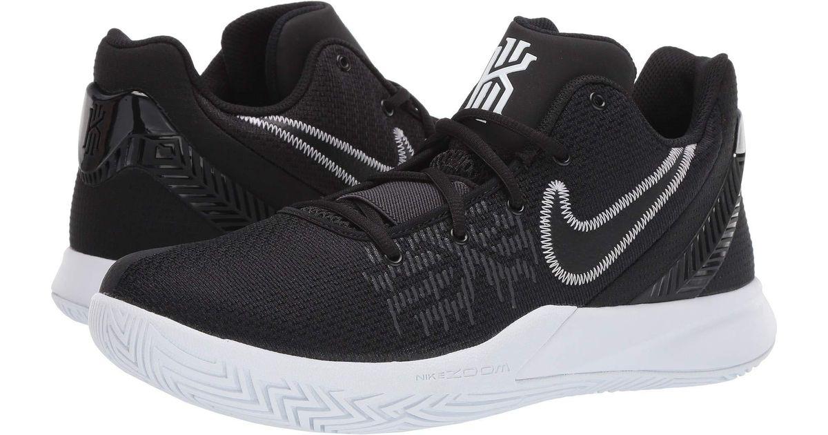 396a3b7861e8 Lyst - Nike Kyrie Flytrap Ii (black black white) Men s Basketball Shoes in  Black for Men