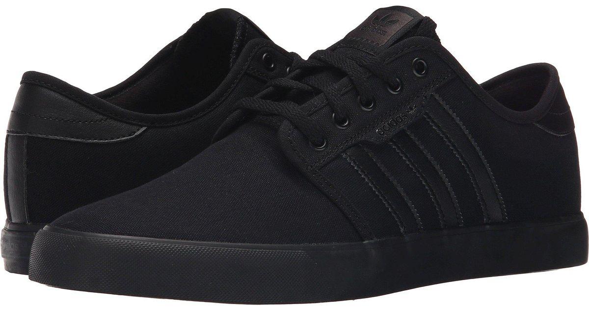 e228becea5c Lyst - adidas Originals Seeley (trace Khaki black white) Men s Skate Shoes  in Black for Men - Save 13%