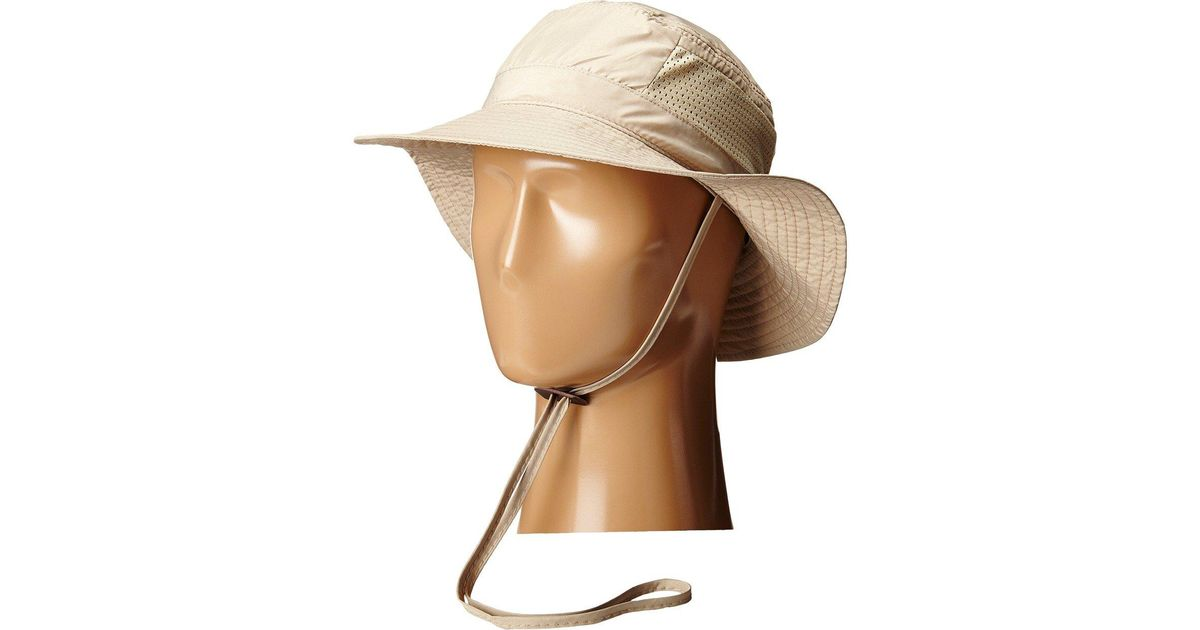 2fd61e7923c Lyst - San Diego Hat Company Cth8028 Bucket Hat With Vented Panels (tan)  Bucket Caps