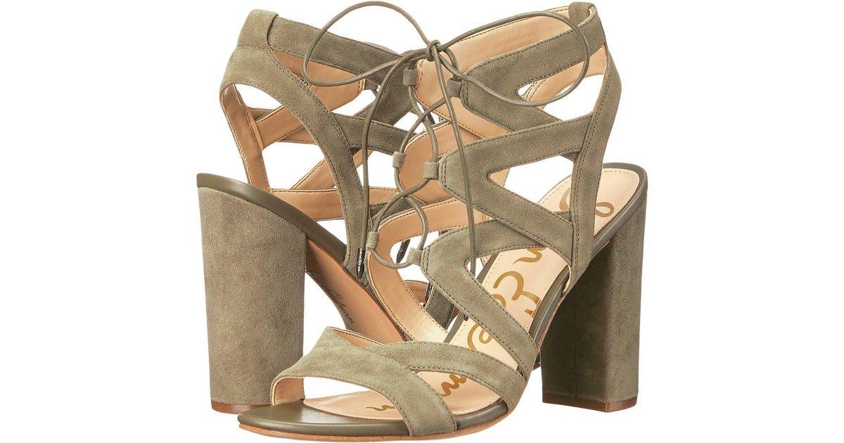61fc0958ea81f8 Lyst - Sam Edelman Yardley Dress Sandal
