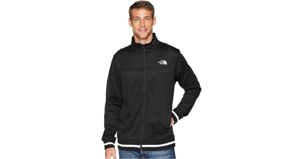 a4b526f24ac1 Lyst - The North Face Alphabet City Track Jacket in Black for Men - Save 18%