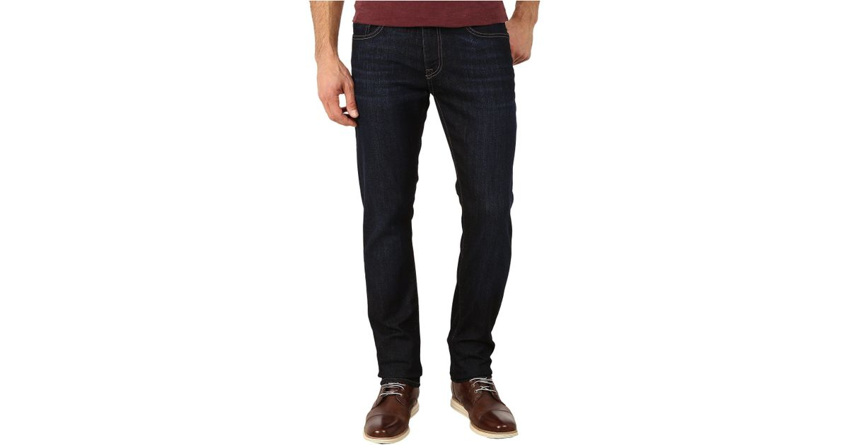 29f216e4 Mavi Jeans Jake In Rinse Brushed Williamsburg (rinse Brushed Williamsburg)  Men's Jeans in Blue for Men - Lyst