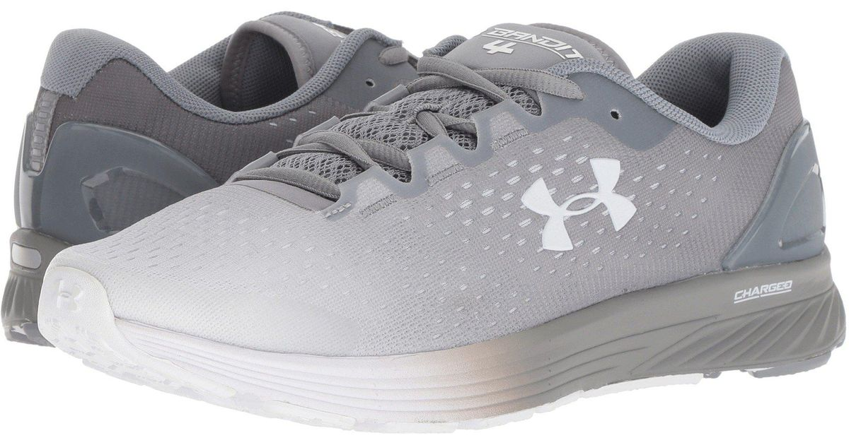 sale retailer 97d22 811e4 Under Armour Ua Charged Bandit 4 in Metallic for Men - Lyst