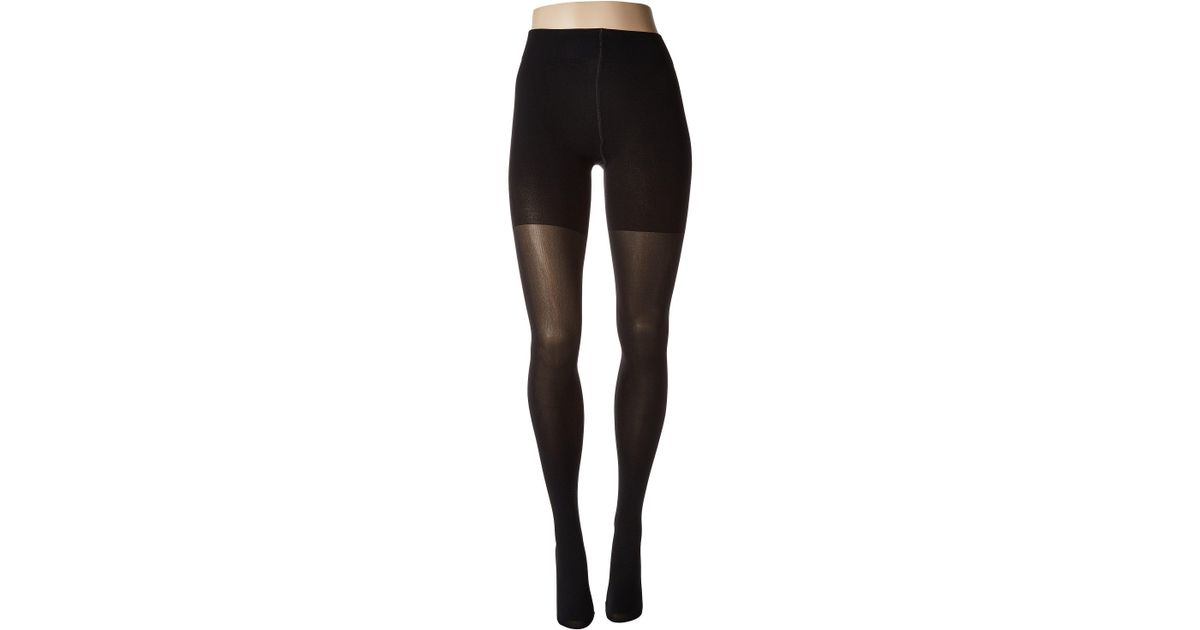 9b16eb501dc Lyst - Falke Plus Size Beauty Plus 50 Tights (anthracite) Hose in Black