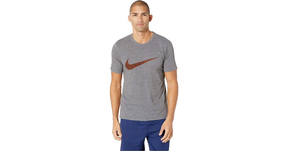 35b1be38 Lyst - Nike Nsw Tee Camo Pack 2 in Gray for Men
