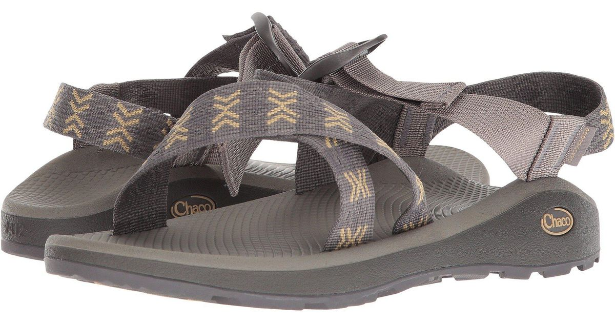 7ed31bdb53c2 Lyst - Chaco Mega Z Cloud in Gray for Men