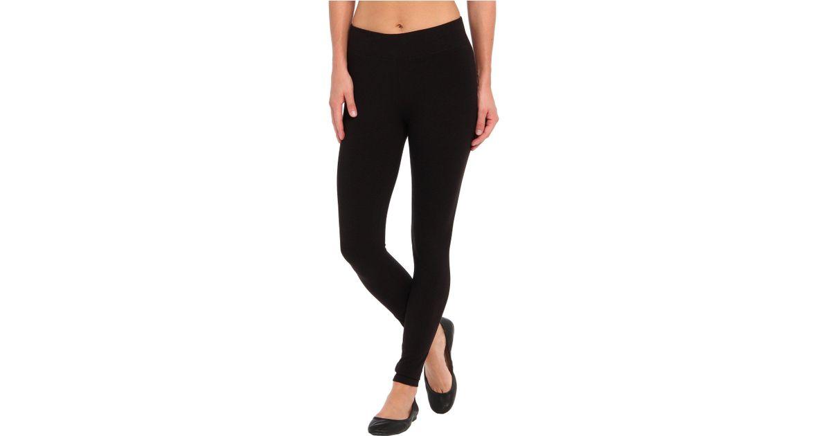 dd5c1067423 Lyst - Hue Ultra Leggings W  Wide Waistband (black) Women s Clothing in  Black