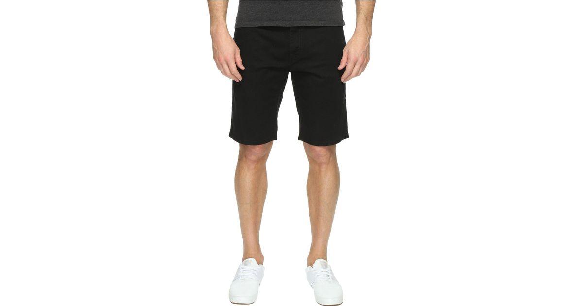 e673b5ebd5 Levi's Levi's(r) Mens 541 Athletic Fit Shorts (the Rich) Men's Shorts in  Black for Men - Lyst