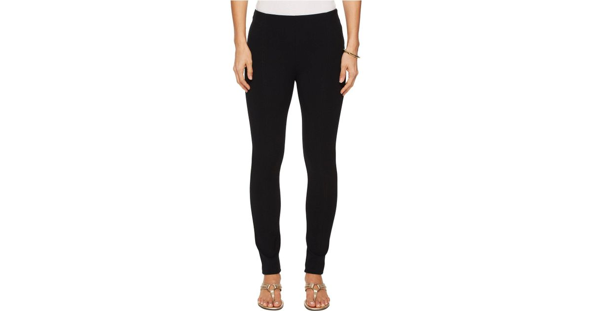 f79d765734467d Lilly Pulitzer Nira Travel Leggings (midnight Navy) Women's Casual Pants in  Black - Lyst