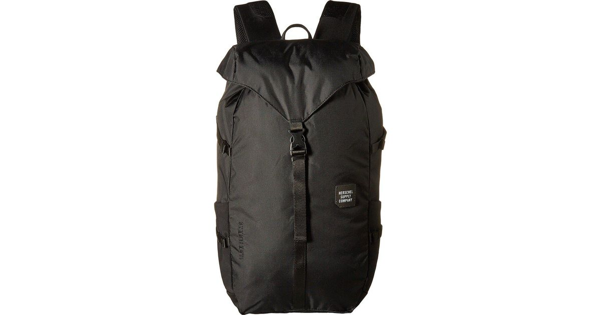 Lyst - Herschel Supply Co. Barlow Large (woodland Camo) Backpack Bags in  Black for Men d26f5b14b3443