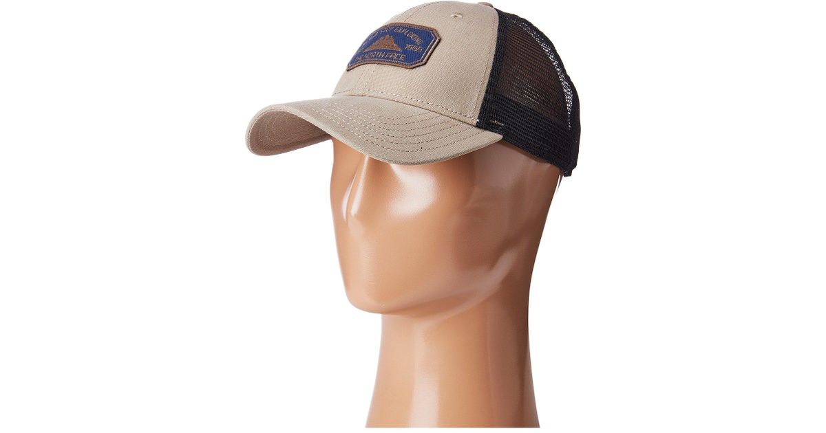 c32e184a3cc Lyst - The North Face Patches Trucker Hat for Men