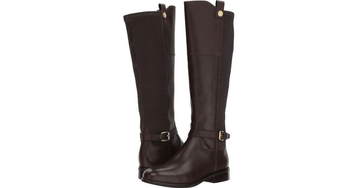 09857bd27ac0 Lyst - Cole Haan Galina Boot in Brown