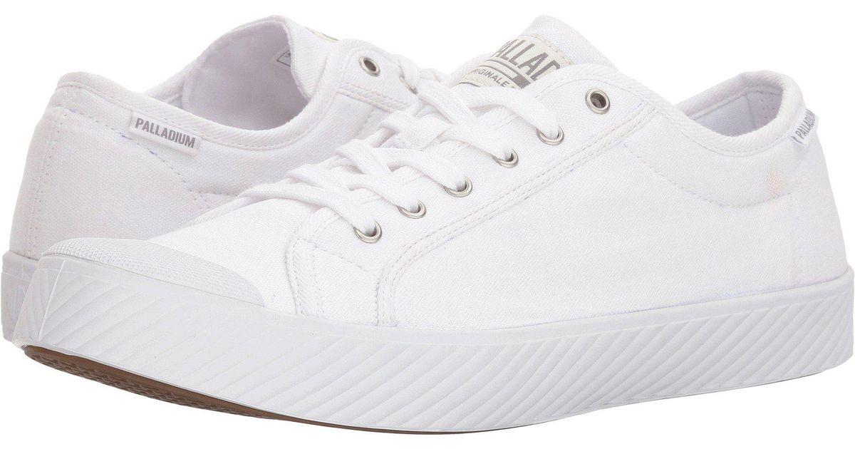 61ad2146a8 Palladium Pallaphoenix Og Cvs (white) Athletic Shoes in White - Save 13% -  Lyst