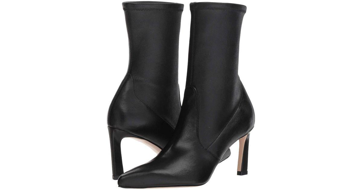e529527fe Stuart Weitzman Rapture 75 (portofino Etna) Women's Shoes in Black - Lyst