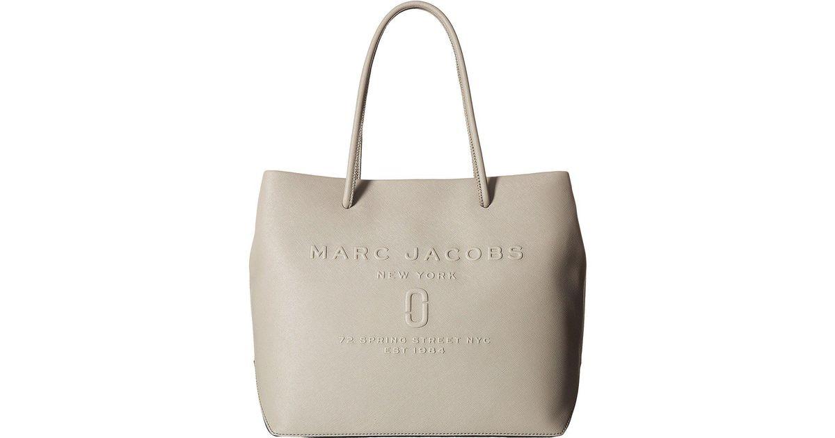 Golden East-West Tote Logo Shopper bag Marc Jacobs AmWqqm3uf