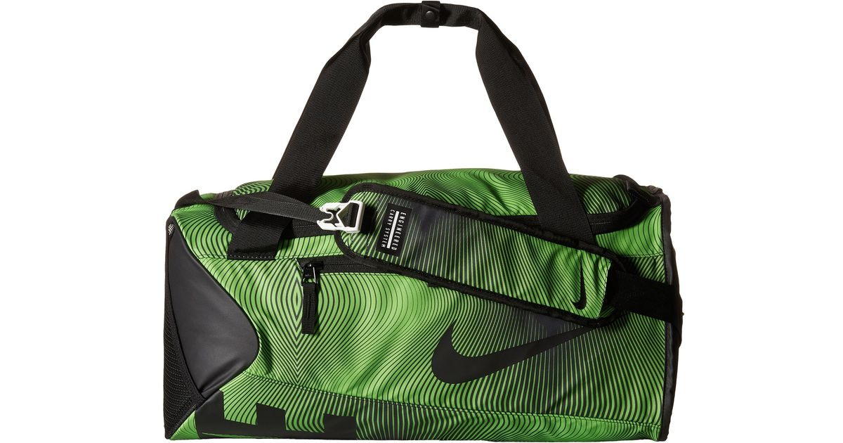 9a1d58622e Lyst - Nike New Duffel Graphic Small in Green for Men
