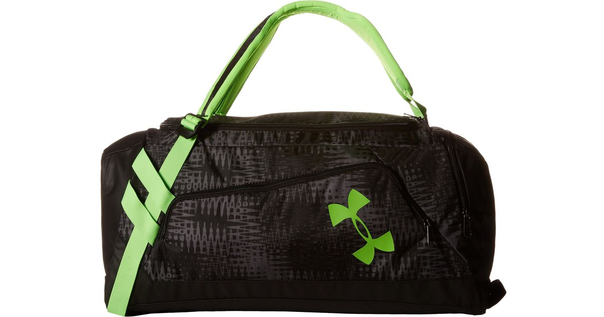 Lyst - Under Armour Ua Contain Duo Backpack duffel (youth) in Green for Men 3e07432dd4460