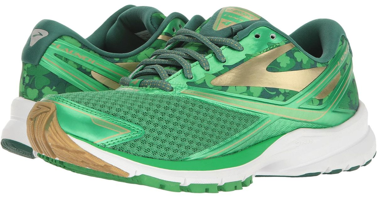 e4fc33916d5 Lyst - Brooks Launch 4 in Green for Men