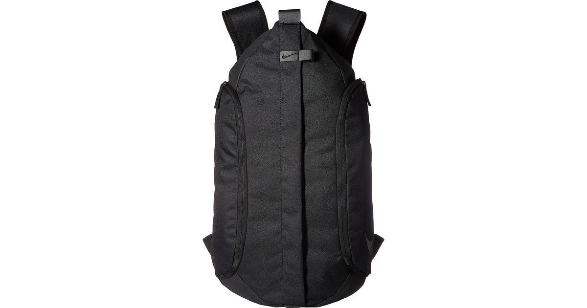 Lyst - Nike Fb Centerline Football Backpack in Black for Men 22e45a9e8bc26