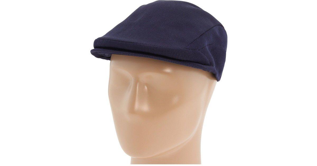 6a28e2714a2d0 Kangol Wool 507 Cap in Blue for Men - Save 24% - Lyst