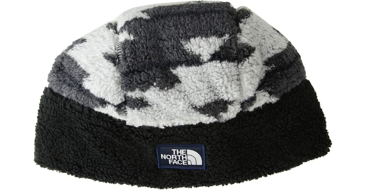 Lyst - The North Face Campshire Beanie (vintage White) Beanies in Gray for  Men 410dad3e6372
