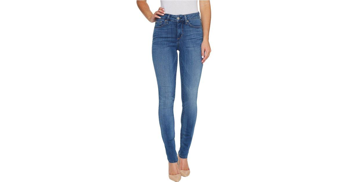 c011e21e1f4 Lyst - NYDJ Ami Skinny Legging Jeans In Sure Stretch Denim In Colmar in Blue