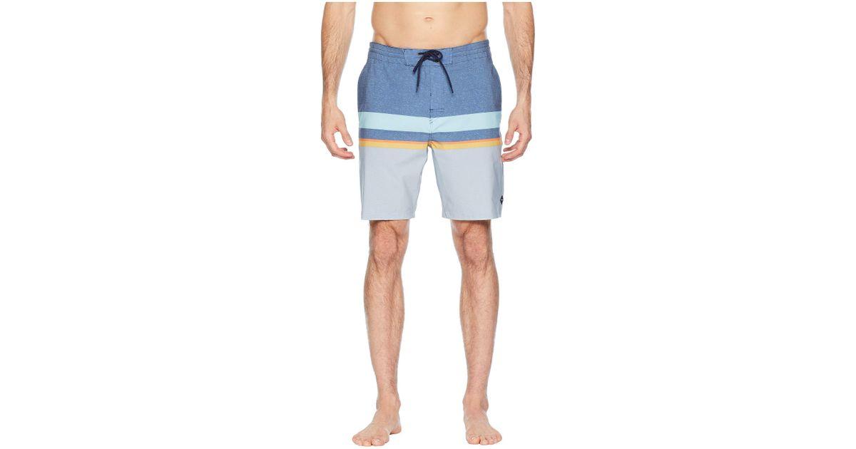 b517362124 Rip Curl Rapture Layday Boardshorts (navy 1) Men's Swimwear in Blue for Men  - Lyst