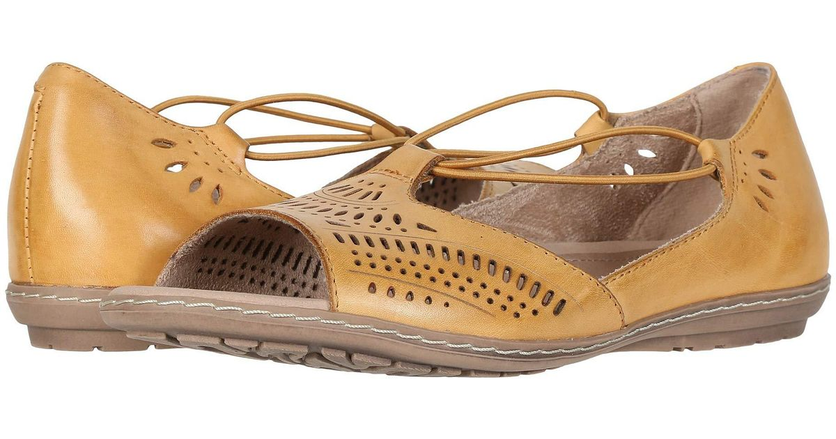 Metallic CalfWomen's Earth Nausetamber Eco Lyst Yellow Sandals LUzVGMpqS