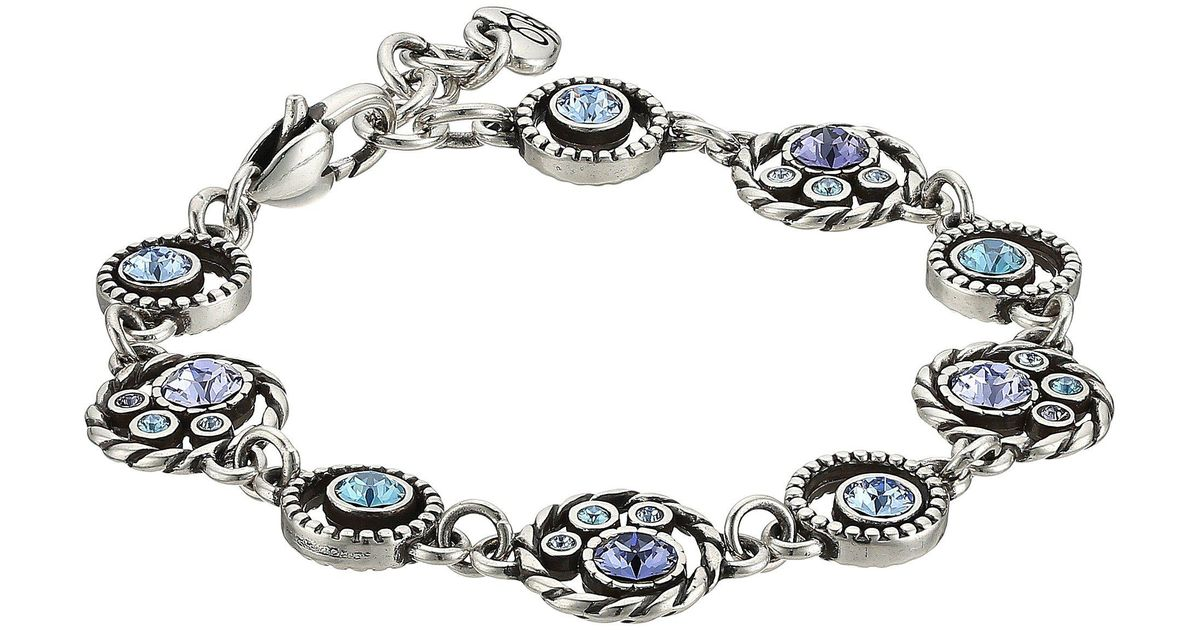 clear bracelet brighton in halo products