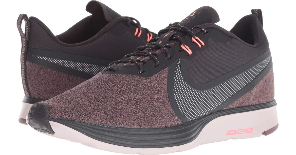7c54996c50f16 Lyst - Nike Zoom Strike 2 Shield - Save 13%