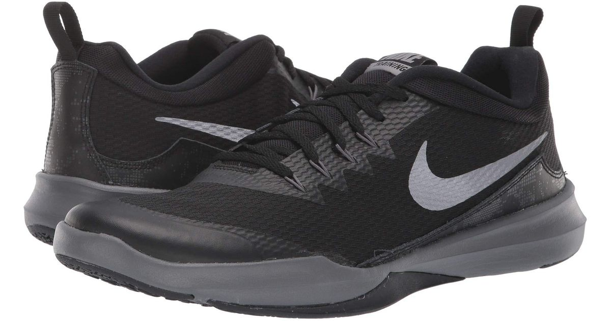 742b17bfdaa24 Lyst - Nike Legend Trainer (black metallic Silver white) Men s Cross  Training Shoes in Gray for Men
