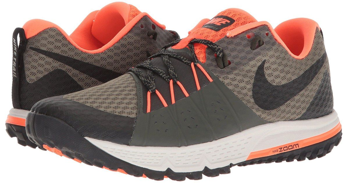 3aeeb038cae5 Nike Air Zoom Wildhorse 4 Women s Running Shoe Size 7 (Grey) · Nike ...