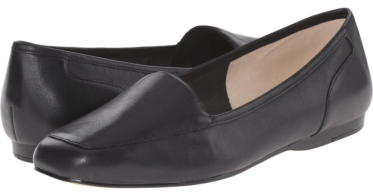 fe85715a7a Lyst - Bandolino Liberty (black Leather) Women s Slip On Shoes in Black