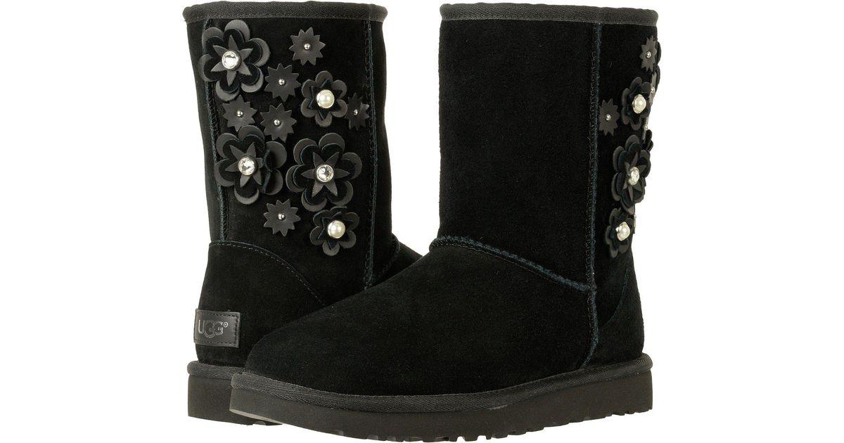 inexpensive ugg classic short petal boot order 11333 4a4ff
