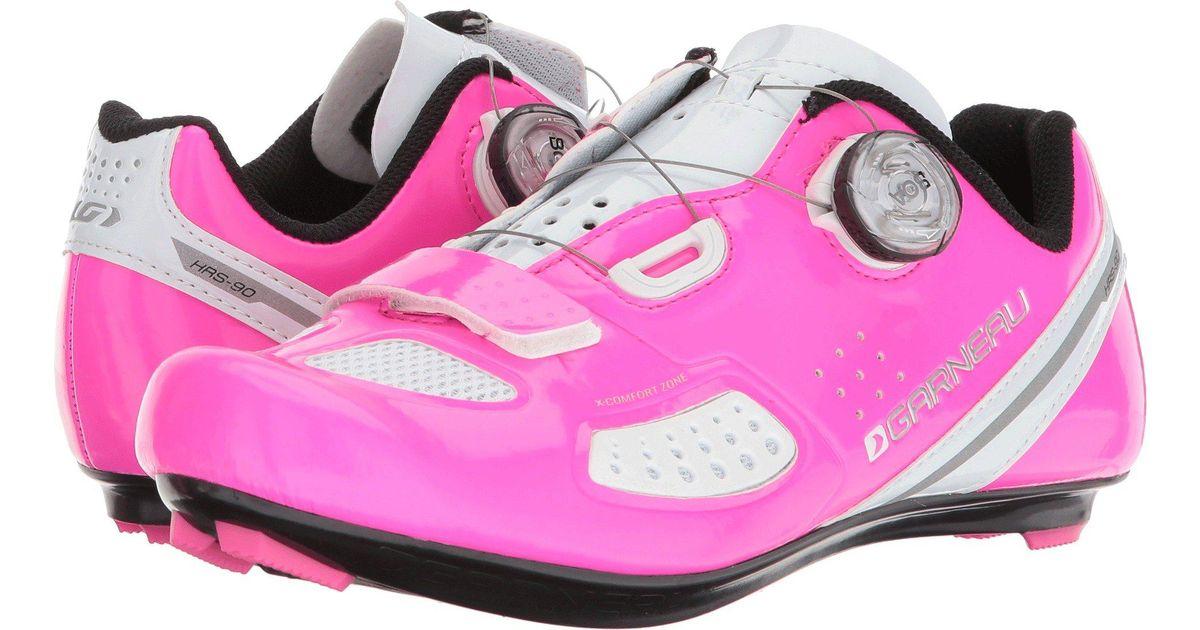 Lyst - Louis Garneau Ruby Ii Shoe in Pink - Save 54% ba8fb5d238