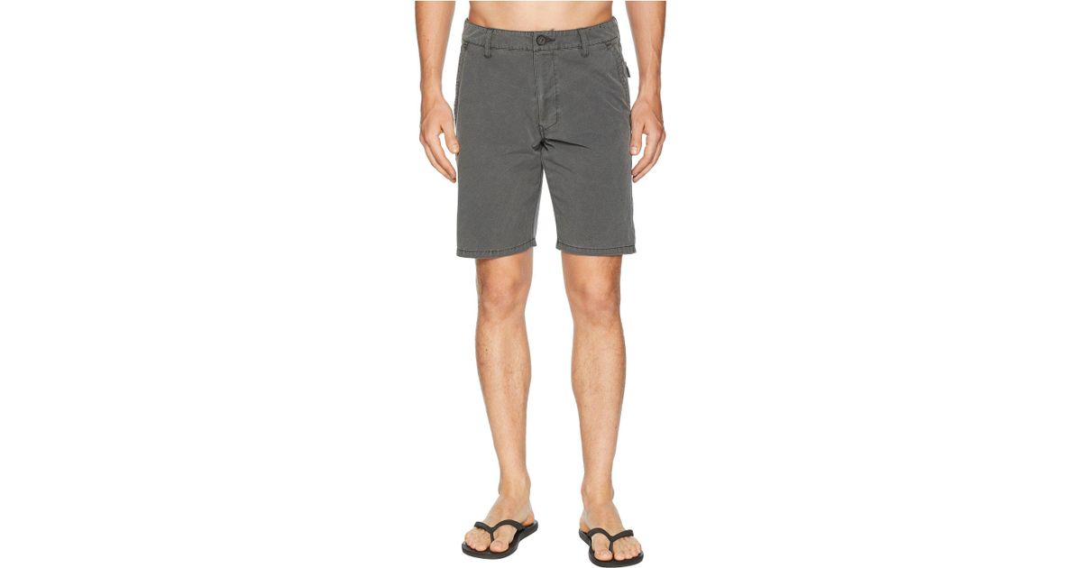 e5ff54075c Rip Curl Mirage Blackies Boardwalk Shorts (black) Shorts in Black for Men -  Save 31% - Lyst