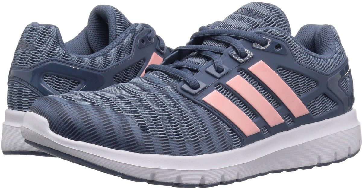 detailed look 8ff85 cc6eb Lyst - adidas Originals Energy Cloud V (hi-res Aquareal Tealwhite)  Womens Running Shoes in Blue