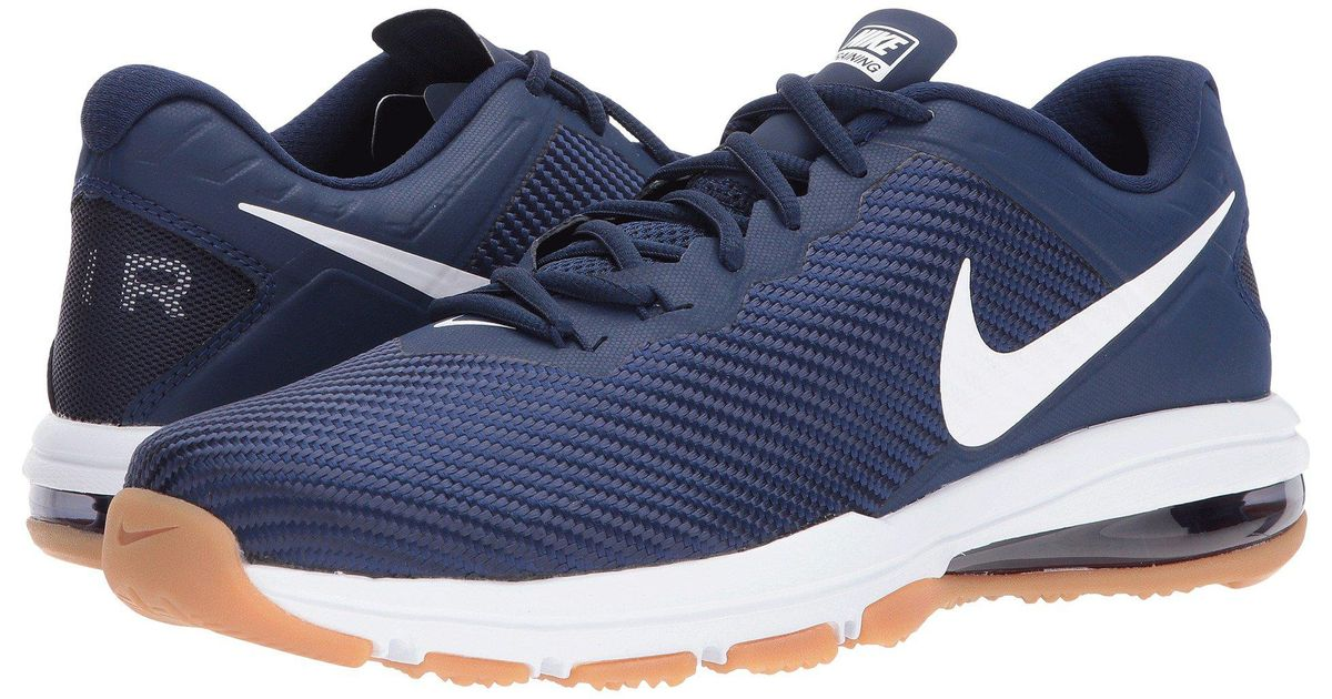 new products e52b8 afd14 Lyst - Nike Air Max Full Ride Tr in Blue for Men