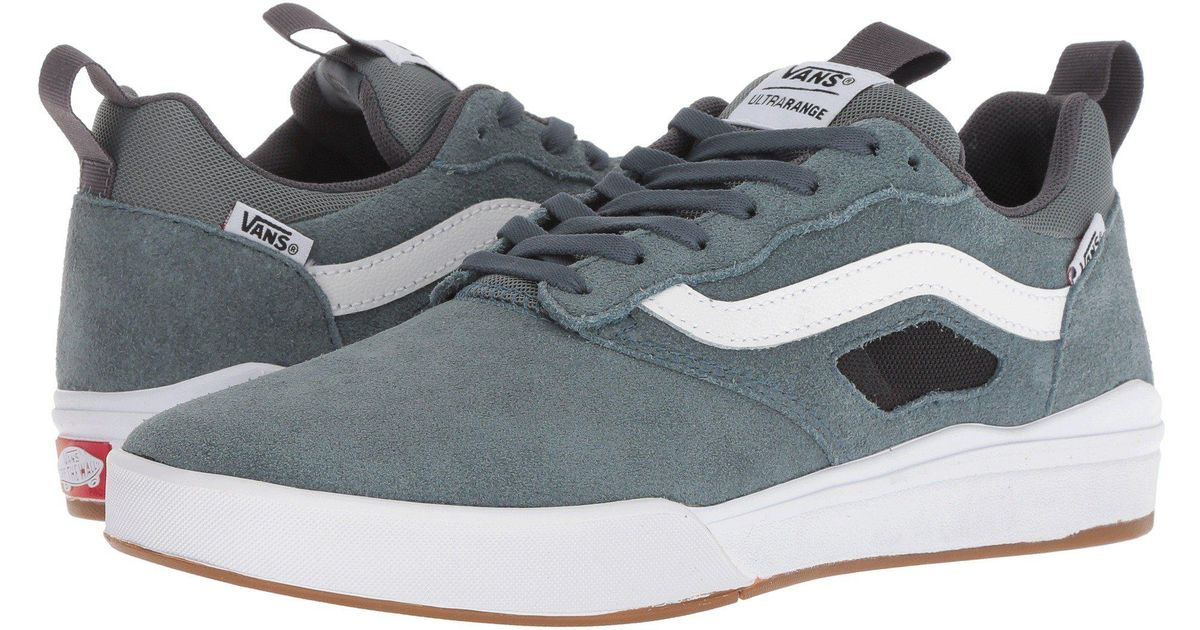 32269adb0bcc Lyst - Vans Ultrarange Pro ((mesh) Asphalt port Royale) Men s Skate Shoes  for Men