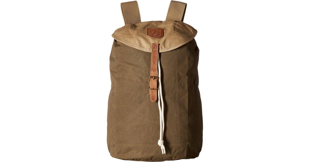 4ba6796a8d Lyst - Fjallraven Greenland Backpack Small (khaki sand) Backpack Bags for  Men