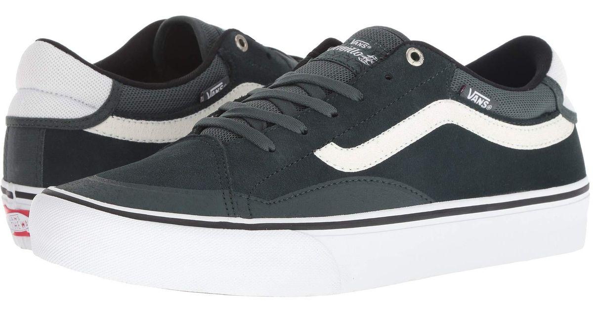 0bc799fdf4c Lyst - Vans Tnt Advanced Prototype (true Navy true White) Men s Skate Shoes  in Black for Men