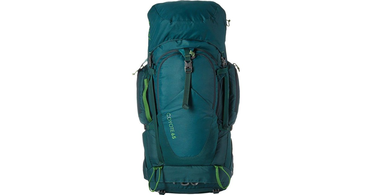 a37f708d9c2 Lyst - Kelty Coyote 65 Backpack (black) Backpack Bags in Green for Men