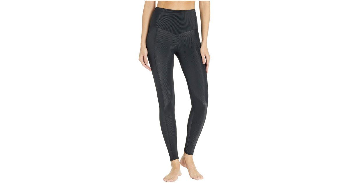 a4d139d0ef64 Lyst - Onzie Sweetheart Midi Leggings (black) Women s Workout in Black
