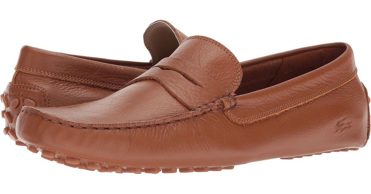 0606facc001 Lyst - Lacoste Concours 118 1 P (black) Men s Shoes in Brown for Men - Save  14%